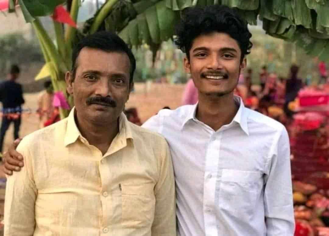 Aadarsh Mishra Father passed away.