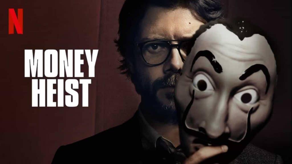 Money Heist Season 5 on Netflix